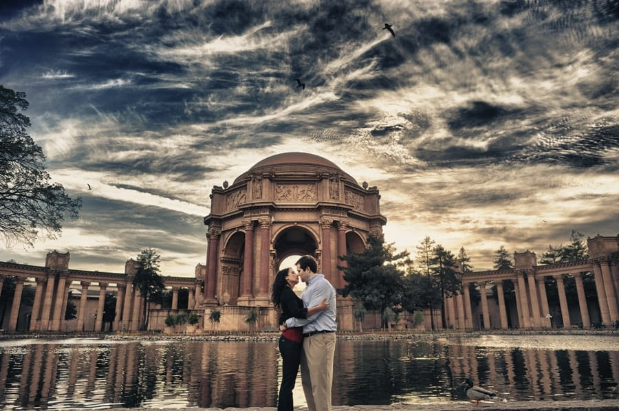 San Francisco Engagement Pictures
